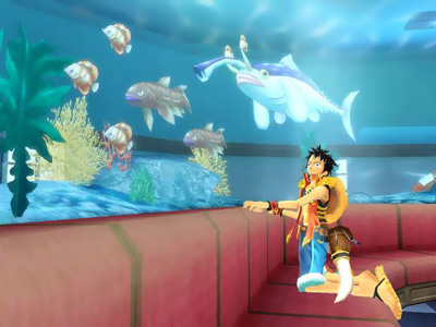 one piece unlimited cruise 1 comment avoir un requin